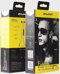 Гарнитура bluetooth AWEI A860 BL Black