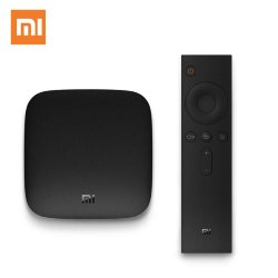 Смарт-ТВ приставка Xiaomi Mi TV Box S EU