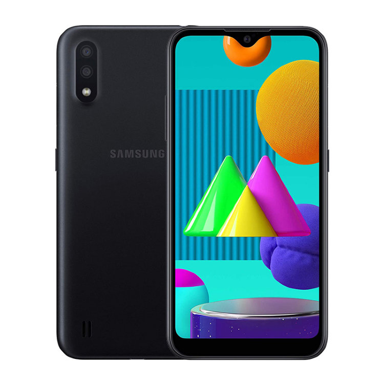 Смартфон Samsung Galaxy M01 3/32GB