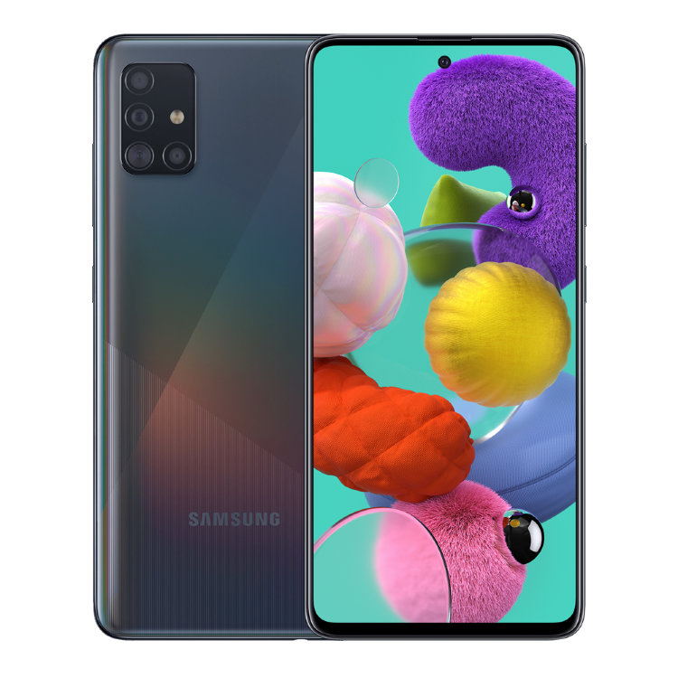 Смартфон Samsung Galaxy A51 64GB A515