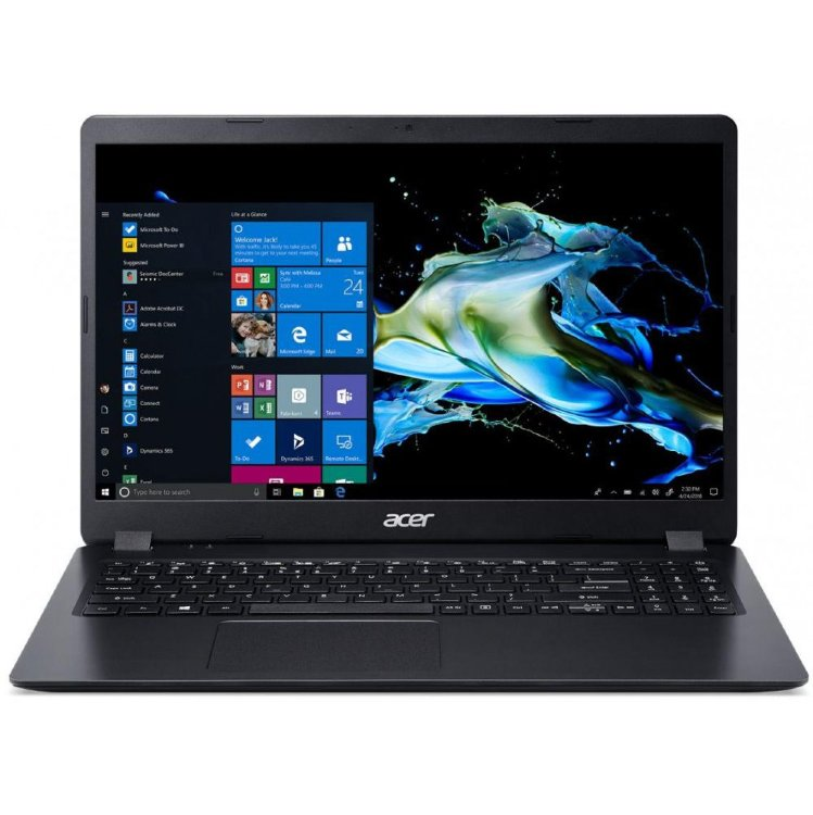 "Ноутбук ACER Extensa 15 EX215-21-46VY 15.6"" HD/A4-9120e (2x1.5 GHz)/4G/256G SSD/Radeon R3/noOD/Linux/3cell/1.9kg/Black (NX.EFUER.00P)"